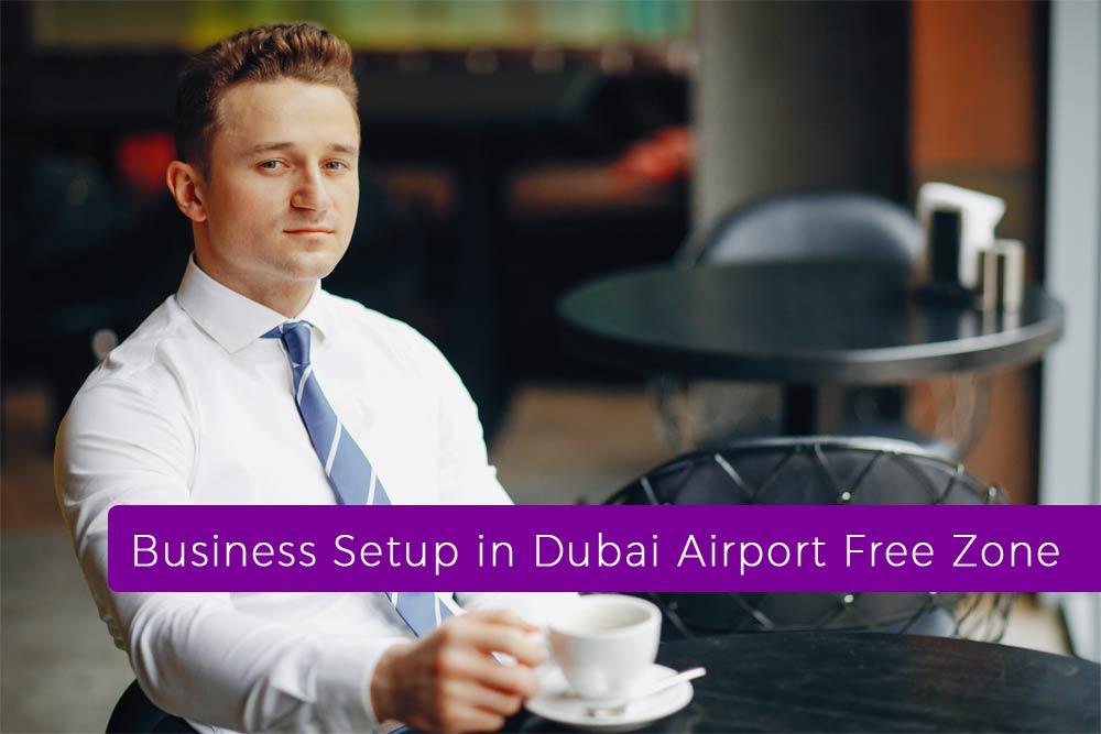 business setup Dubai airport free zone