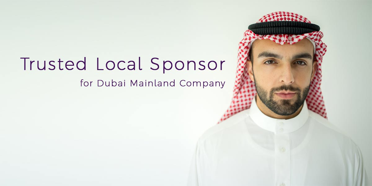 Trusted Local Sponsor in Dubai