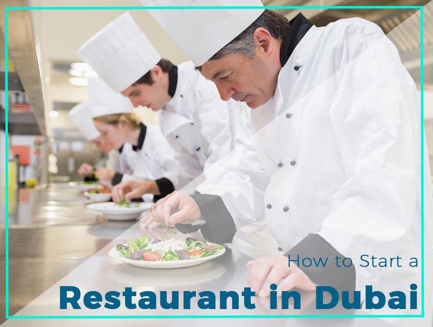 How to Start a Restaurant in Dubai