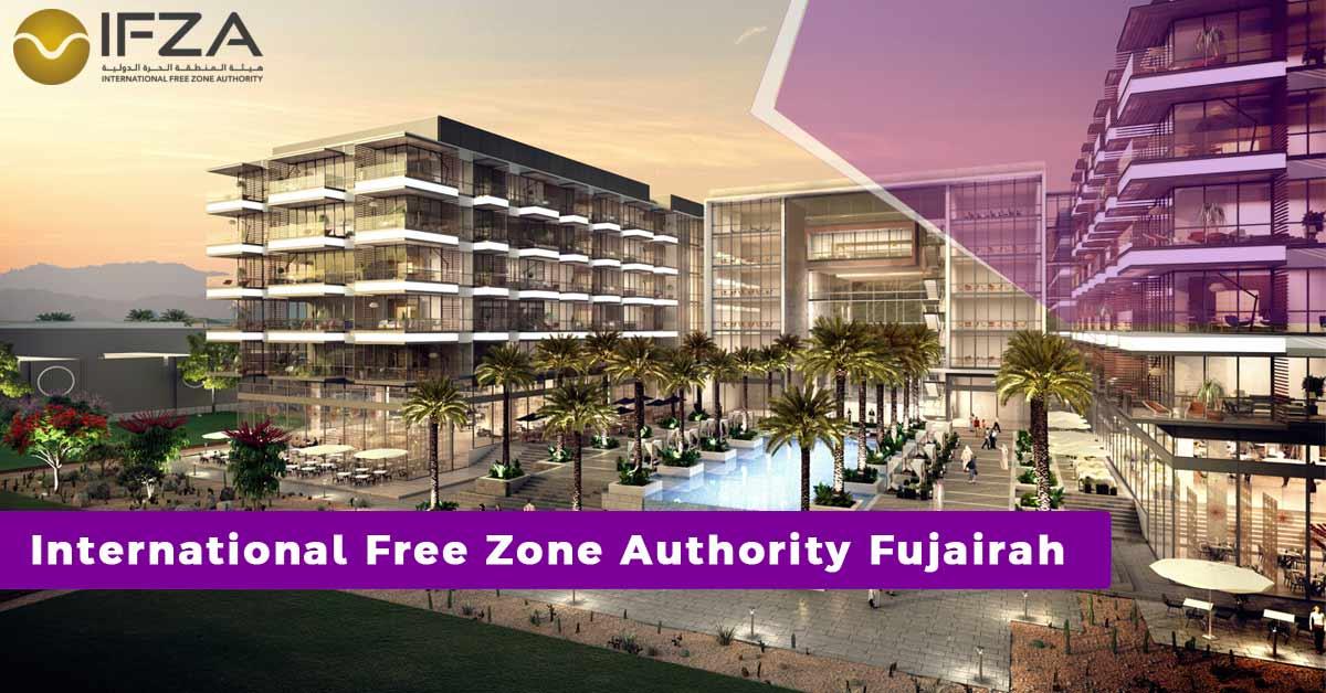 International Free Zone Authority Fujairah